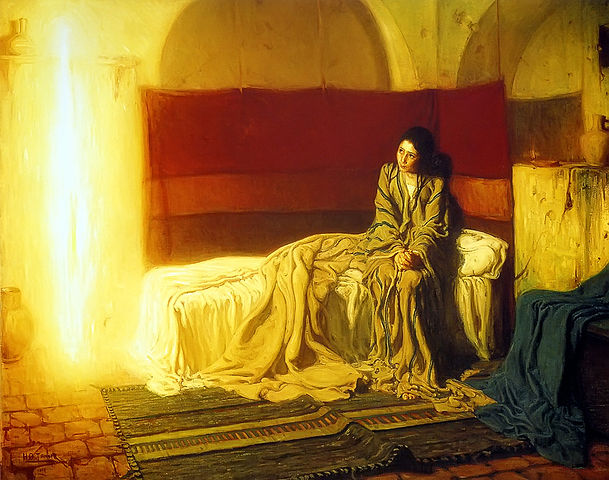 609px-henry_ossawa_tanner_-_the_annunciation